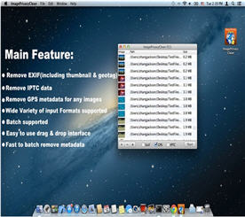 ImagePrivacyClean For Mac 1.0