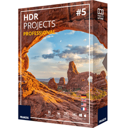 Franzis HDR Projects 5 破解版
