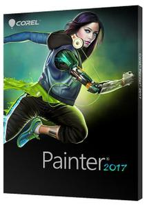 Corel Painter 2017 Mac 中文版
