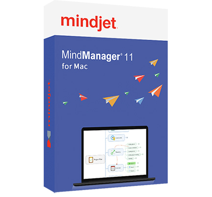 Mindjet MindManager 2019 for mac