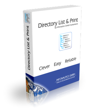 Directory List and Print Pro 3.64