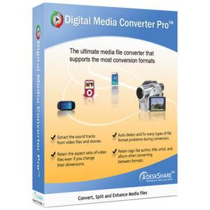 DeskShare Digital Media Converter 4.14
