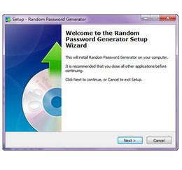 IObit Random Password Generator 1.3